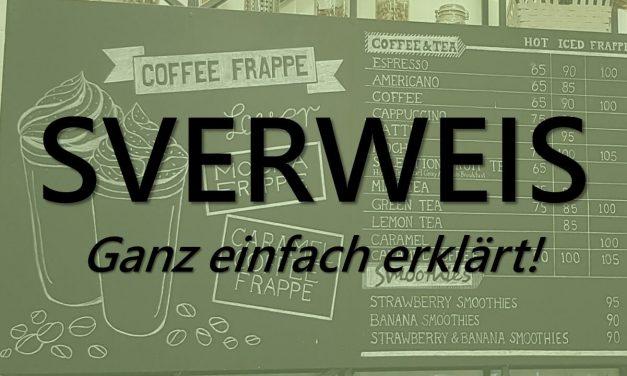 Sverweis ganz einfach erklärt!